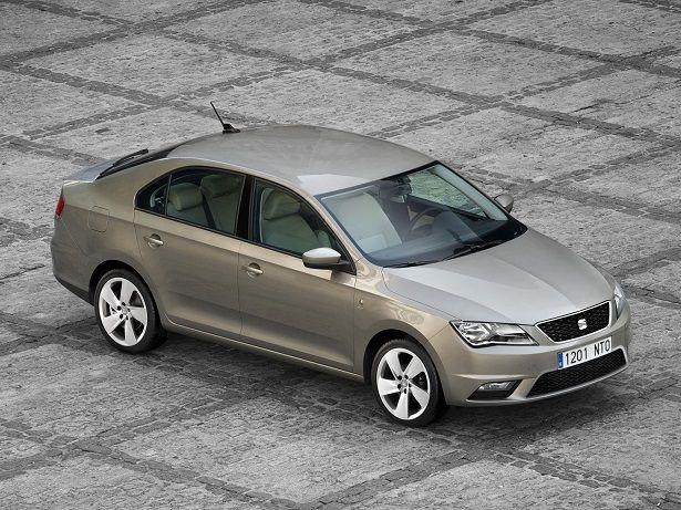 Seat Toledo Ecomotive 2012 (źródło: Pinterest)