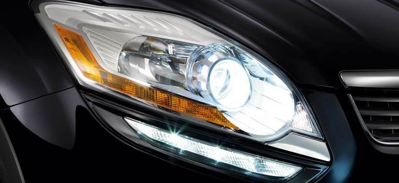 Ford Mondeo lampy ksenonowe