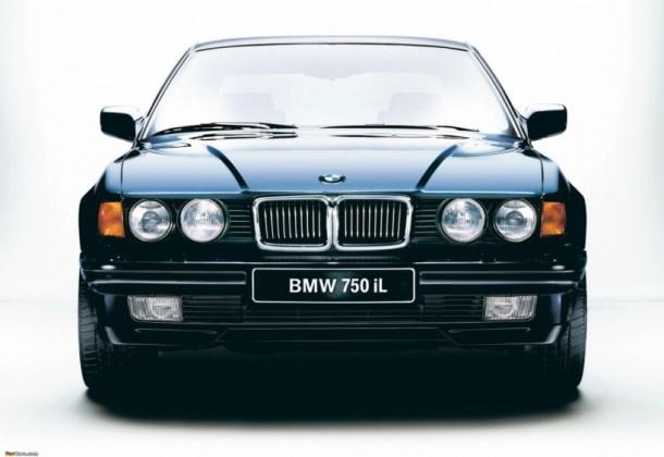 bmw serii 7_pierwsze auto z lampami ksenonowymi