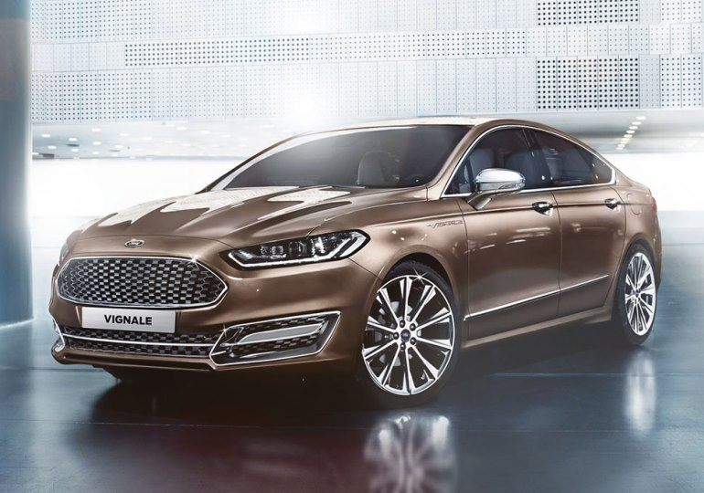 Ford Vignale 2015