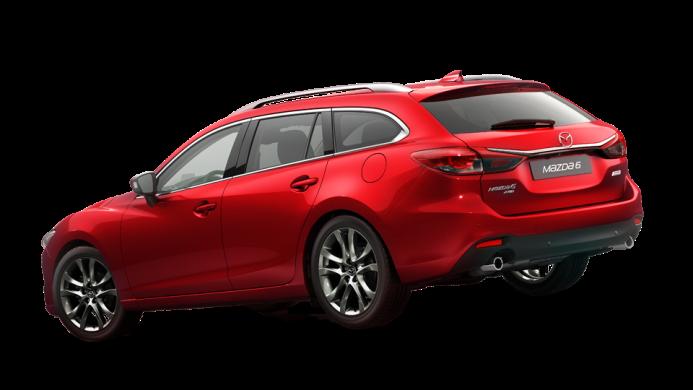Mazda6 fot. mazda.pl