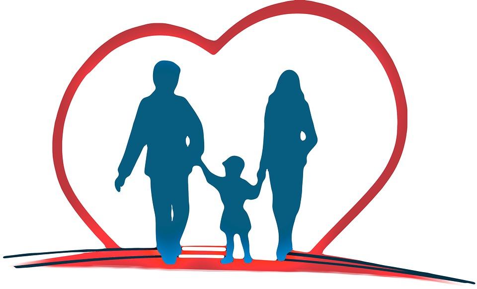 Ubezpieczenie obejmuje także najbliższą rodzinę osoby pracującej. Źródło: Pixabay.com.