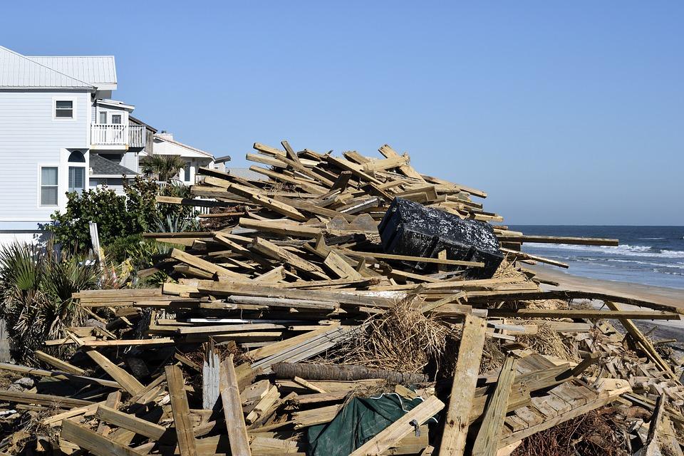 Jeden huragan o wdzięcznym imieniu może oznaczać straty setek milionów, a nawet miliardów złotych. Źródło: Pixabay.com.