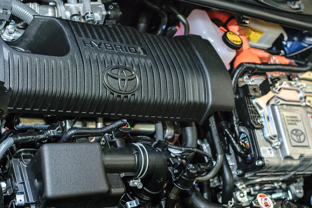 silnik hybrydowy